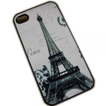 Eiffel Tower Case Cover for Iphone 4 4s